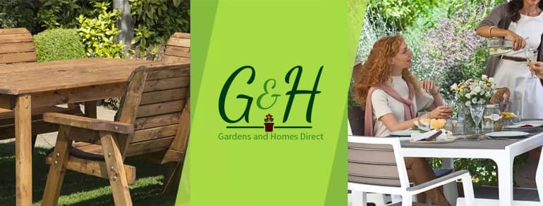 Gardens and Homes Direct Discount Codes 2019