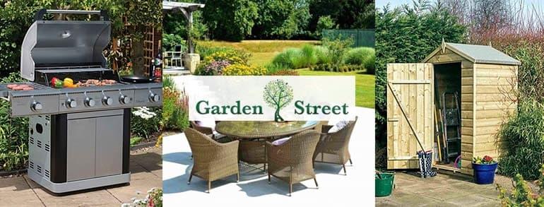 Garden Street Discount Codes 2020