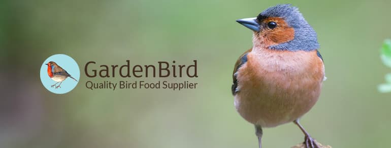 Garden Bird Voucher Codes 2018