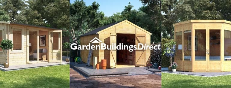 Garden Buildings Direct Voucher Codes 2018