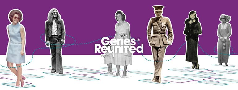 Genes Reunited Voucher Codes 2018