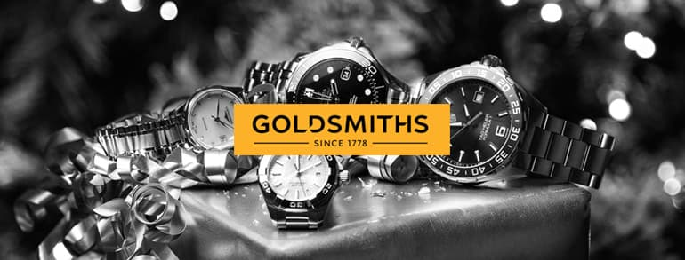 Goldsmiths Promotion Codes 2018