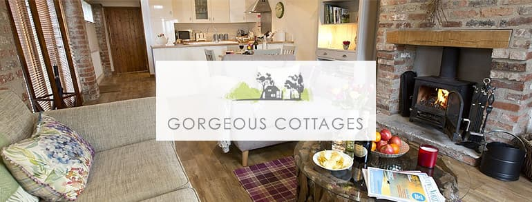 Gorgeous Cottages Voucher Codes 2018 / 2019
