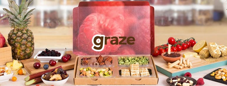 Graze Promo Codes UK
