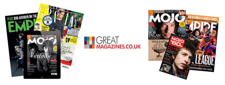 Great Magazines Voucher Codes 2020