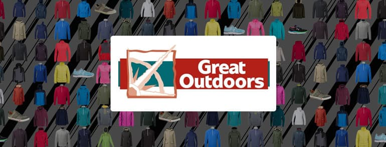 Great Outdoors Superstore Discount Codes 2019