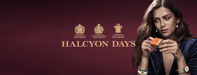 Halcyon Days Discount Codes 2018