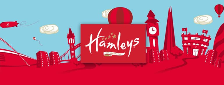 Hamleys Promotion Codes 2018