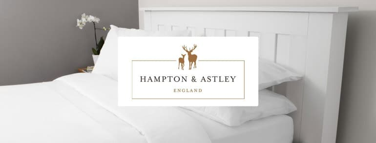 Hampton & Astley Discount Codes 2021