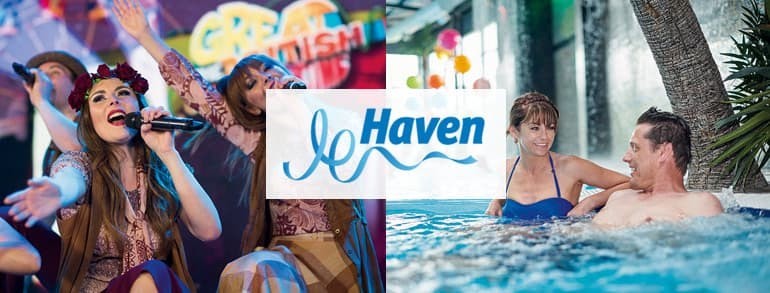 Haven holidays Voucher Codes 2019 / 2020