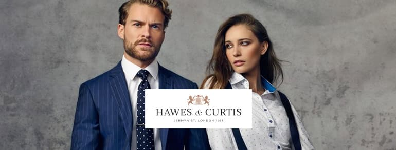 Hawes & Curtis Promo Codes 2018