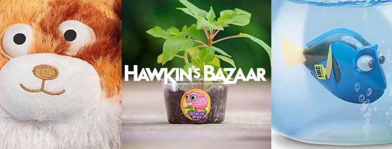 Hawkins Bazaar Promo Codes 2019