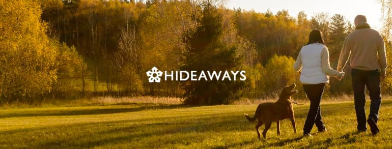 Hideaways Voucher Codes 2020 / 2021