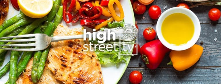 High Street TV Promo Codes 2018