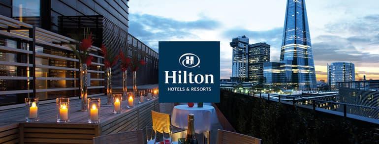 Hilton Promotion Codes 2018 / 2019