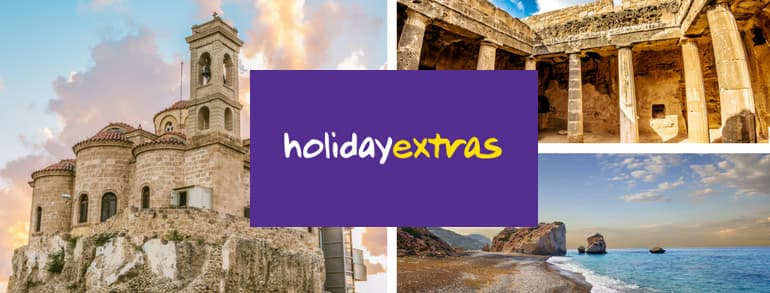 Holiday Extras Discount Codes 2021 / 2022