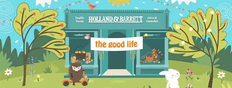 Holland and Barrett Voucher Codes 2018