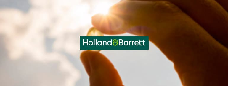 Holland and Barrett Discount Codes 2021