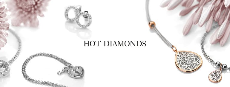 Hot Diamonds Discount Codes 2020