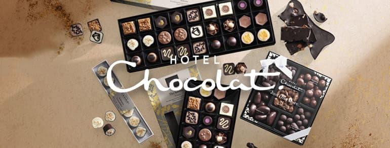 Hotel Chocolat Discount Codes 2021
