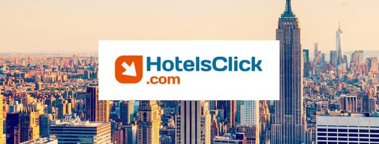 Hotels Click Voucher Codes 2018 / 2019