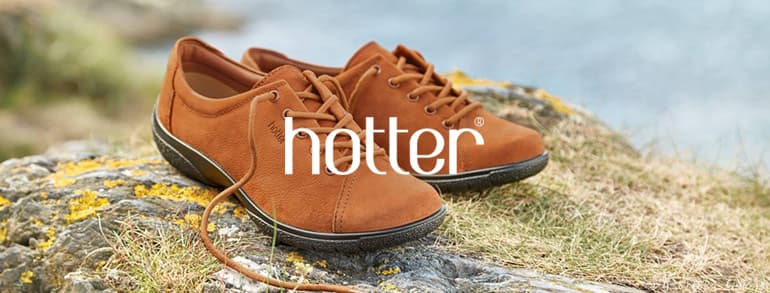 Hotter Shoes Promotional Codes UK