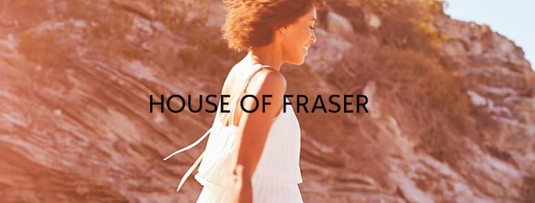 House of Fraser Discount Codes 2018