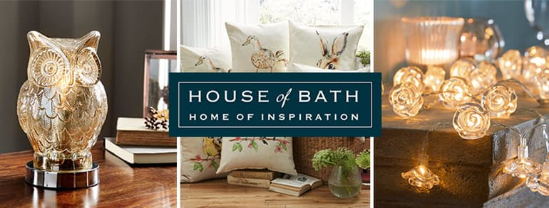 House of Bath Discount Codes 2019