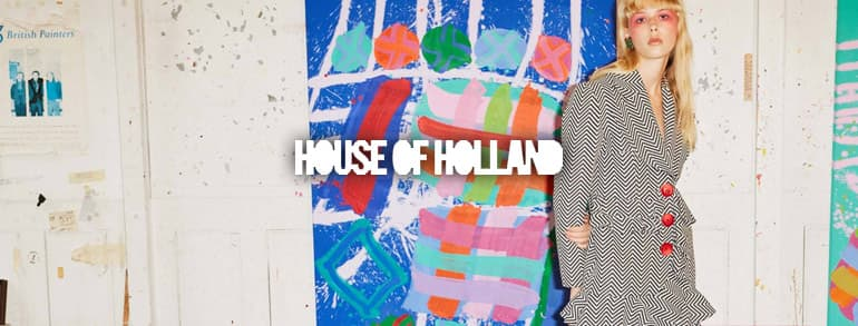 House of Holland Discount Codes 2018