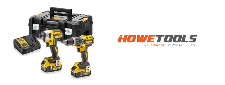 Howe Tools Voucher Codes 2020