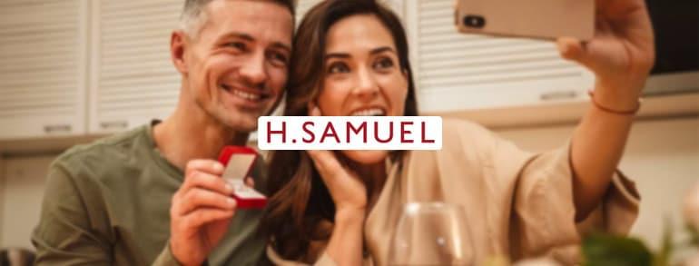 H Samuel Discount Codes 2021