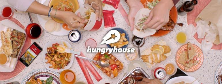 hungryhouse Voucher Codes 2017