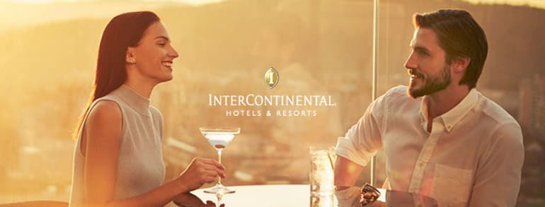 InterContinental Hotels and Resorts Voucher Codes 2018