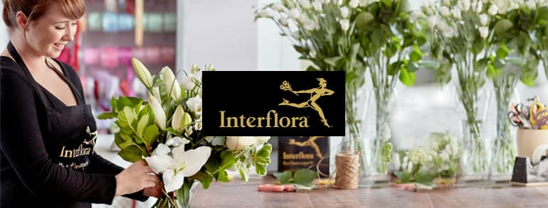 Interflora is an online enterprise that sells a wide array of flowers, plants and sentiment gifts. It is the world's largest flower delivery network and has won a host of accolades to date. Customers review Interflora positively for its fast shipping and variety of products.