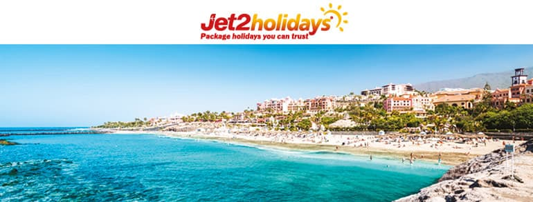 Jet2Holidays  Voucher Codes 2020 / 2019