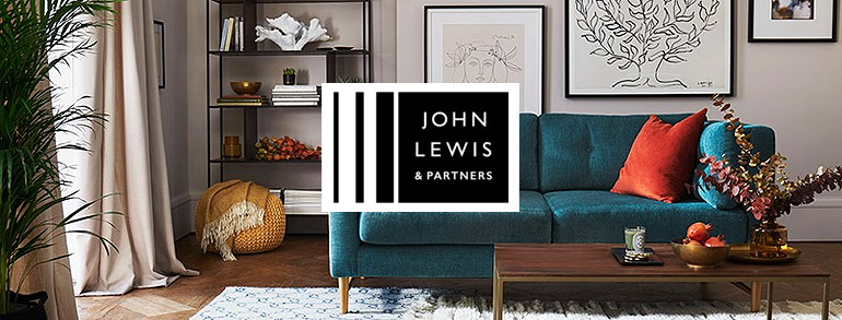 John Lewis & Partners Discount Codes 2021