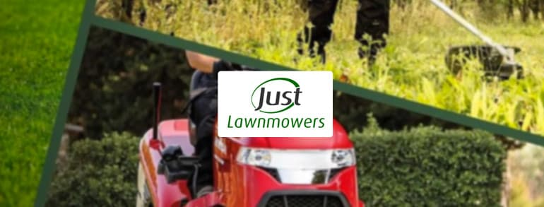 Just Lawnmowers Discount Codes 2021