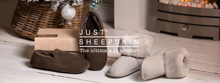 Just Sheepskin Discount Codes 2020