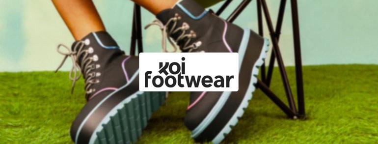 Koi Footwear Voucher Codes 2021