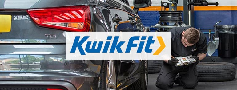Kwik Fit Offer Codes 2017