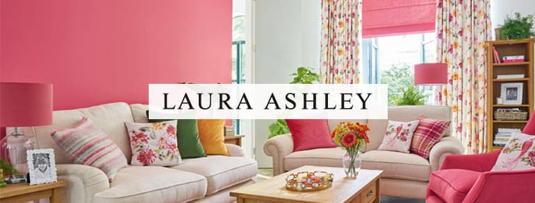 Laura Ashley Voucher Codes 2018