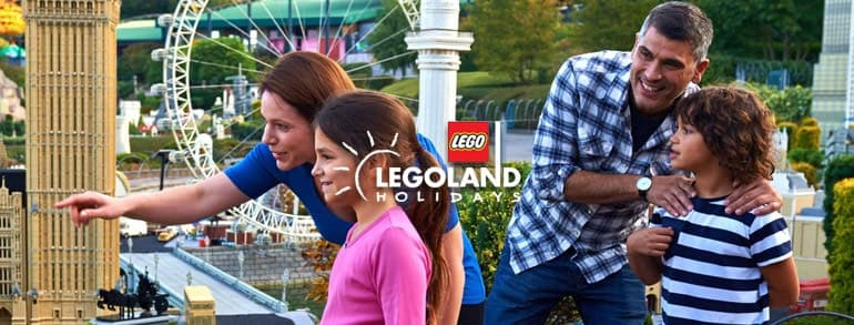 Legoland Holidays Voucher Codes 2019 / 2020