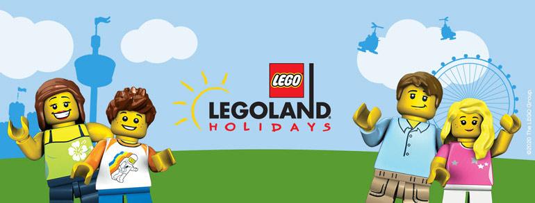 LEGOLAND® Holidays Voucher Codes 2021 / 2022