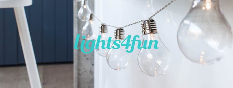 lights4fun Promotional Codes 2019
