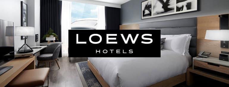 Loews Hotels Voucher Codes 2019 / 2020