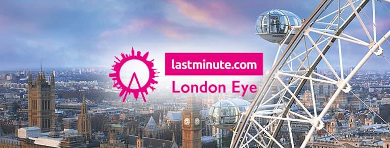London Eye Voucher Codes 2020