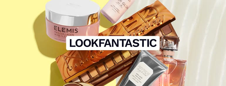 LOOKFANTASTIC Voucher Codes 2021