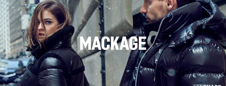 Mackage Promo Codes 2020