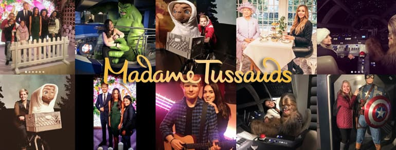 Madame Tussauds Voucher Codes 2019