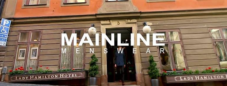Mainline Menswear Voucher Codes 2019